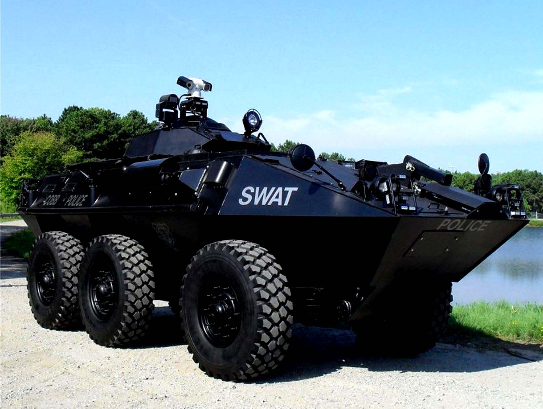 Swat Armored Vehicles