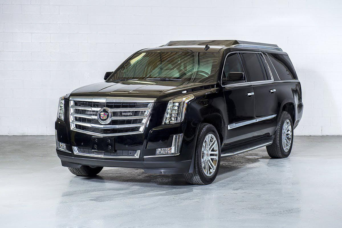 Armored Vehicles - Cadillac Escalade