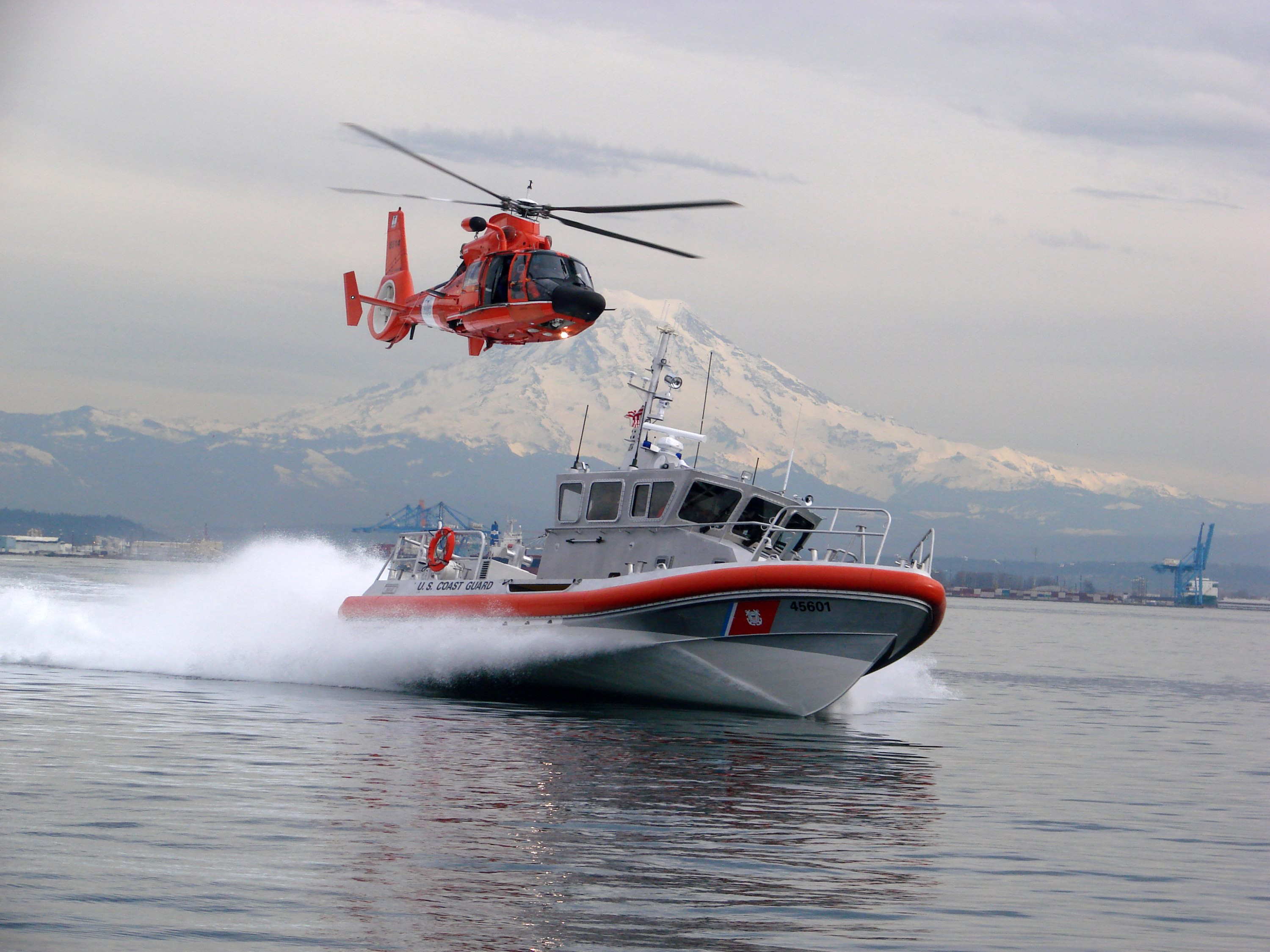 Coast Guard Mega Engineering Vehicle Mega Ev