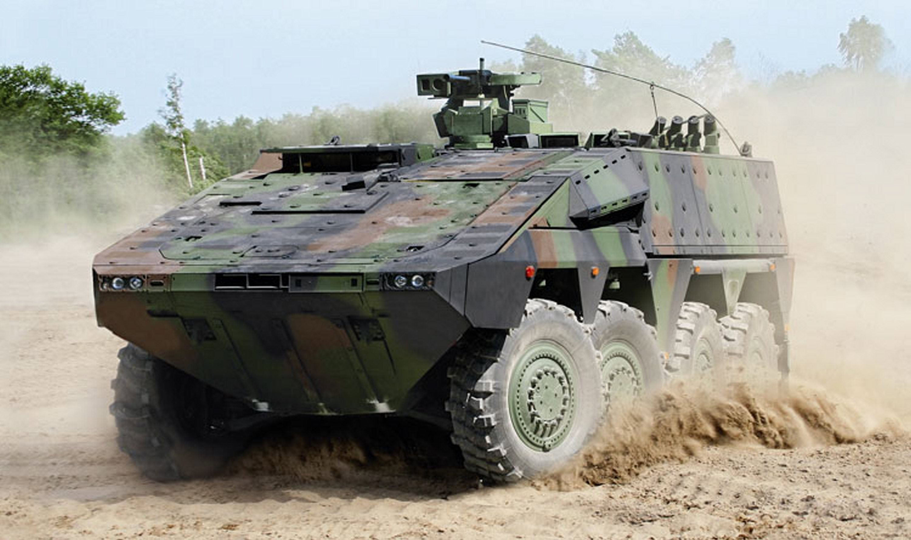 military Vehicle 4 – MEGA