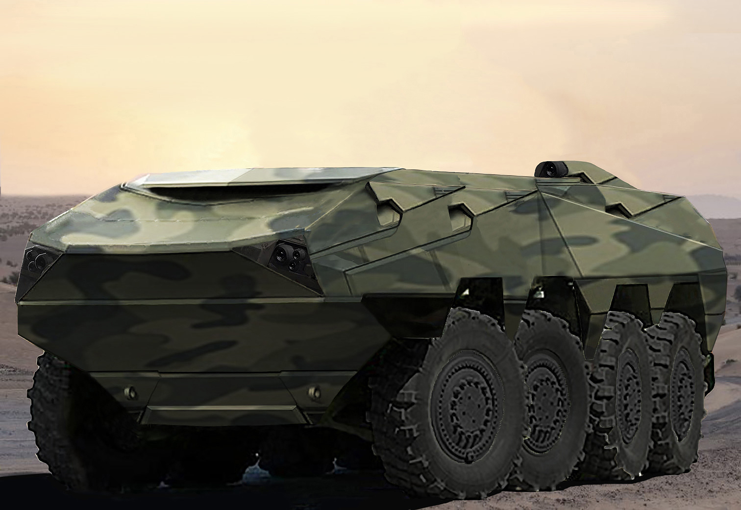 Defense - Combat Systems - Laser Guided - LGVs