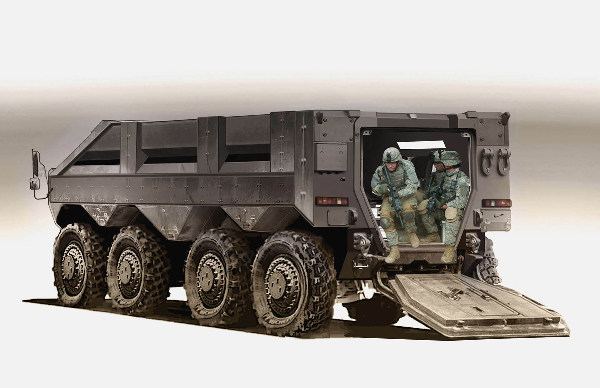 ADVANCED APC 8X8